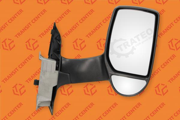 Right long arm electric mirror Ford Transit 2000-2013 Trateo