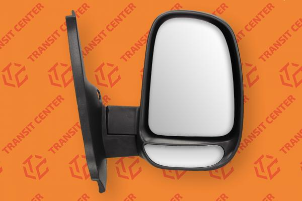Right mirror manual short arm Ford Transit 1994-2000