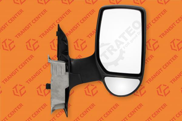 Right short arm electric mirror Ford Transit 2000-2013