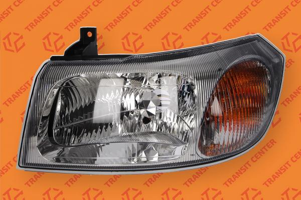 Headlight left electric Ford Transit 2000-2006