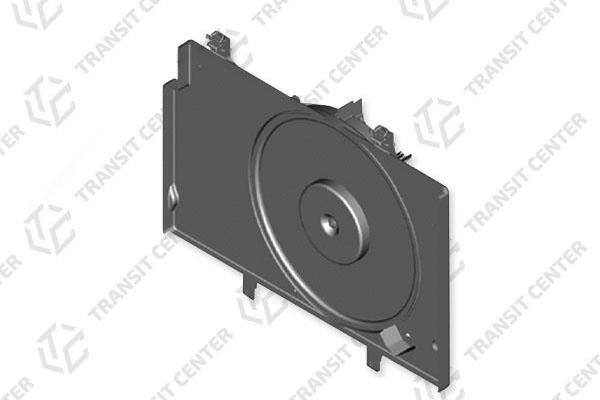 Cooling fan Ford Transit Courier 2014 without AC, ET76-8C607-AB