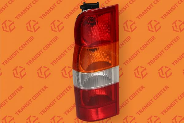 Rear lamp complete left - Ford Transit 2000-2006