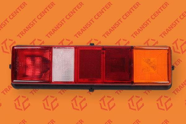 Rear lamp - set Ford Transit tipper 1986-2013