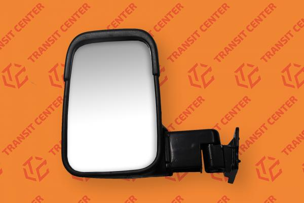 Short arm mirror left Ford Transit 1986-1994