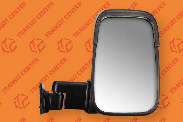 Short arm mirror  right Ford Transit 1986-1994