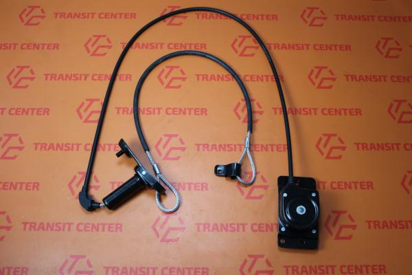 Spare wheel carrier Ford Transit FWD 2000-2013