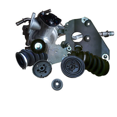 Engines and engines accessories