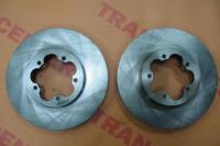 Brake discs front Ford Transit FWD 2006-2013