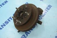 Crossover the front hub left Ford Transit FWD 2006-2013