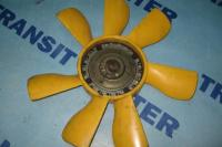 Cooling fan with clutch 2.5 diesel Ford Transit 1988-1994