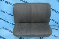 Double leatherette passenger seat Ford Transit 1984-1988