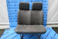 Double passenger leatherette seat Ford Transit 1986-1991