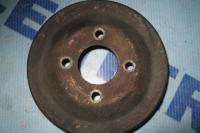 Water pump pulley 2.5 diesel 2.5 turbodiesel transit 1986-2000