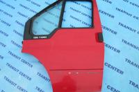 Left front red door Ford Transit 2000-2006