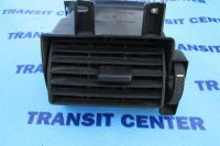 Heater vent Ford Transit Connect 2002, right centre.