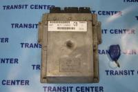 Engine ecu with keyless 2.4 TDCI Ford Transit 2006-2013