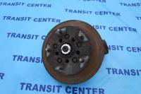 Front left spindle with hub Ford Transit RWD 2006-2013