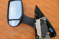 Left long arm manual mirror Ford Transit 2000-2013  original