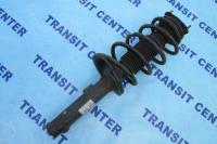 Front shock and spring strut leg Ford Transit Connect, right.