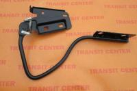 Bonnet hinge Ford Transit 2000, left.