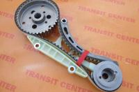 Cassette timing belt Ford Transit Connect 2008