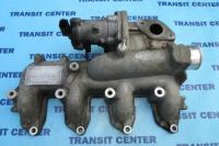 inlet manifold Ford Transit Connect 2006, with EGR valve