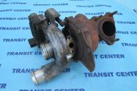 Turbocharger Ford Transit Connect 2006, 1.8 TDCI 110 PS