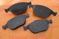 Brake pads Ford Transit Connect front original