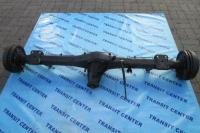 "Rear axle Ford Transit 1991, 4.11 with ABS, 14"" single wheel."