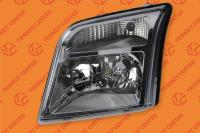 Headlamp Ford Transit Connect, left electrical