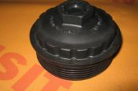 Oil filter bowl, filter base Ford Transit 2000