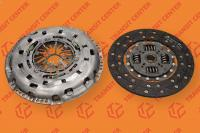 Clutch 2.4 TDCI Ford Transit 2003-2013 disc and pressure plate