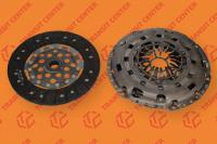 Clutch 2.0 TDDI Ford Transit 2000-2001 disc and pressure plate 100 PS