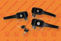 Door handle Ford Transit MK2 set