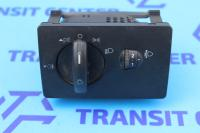 Headlight control switch Ford Transit 2006-2013 Connect MK1 LHD
