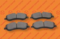 Front break pads Ford Transit 2014 Custom