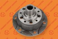 Front hub Ford Transit 2006 double wheel