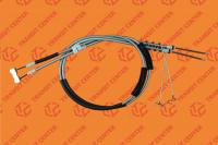 Handbrake cable Ford Transit Connect 2002 short without ABS