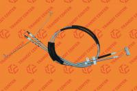 Handbrake cable Ford Transit Connect 2002 short with ABS