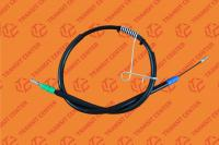 Handbrake cable Ford Transit 2014 Custom right