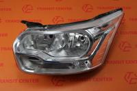 Headlamp Ford Transit 2014 left electrical