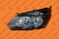 Headlight Ford Transit Custom right electric LHD