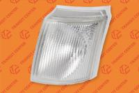 Left indicator light Ford Transit 1992 white
