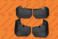 Mud flap set Ford Transit 2014 Trateo
