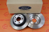Rear brake disc Ford Transit Connect 2013