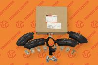 Rear brake pads Ford Transit Connect 2018