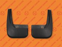 Rear mud flaps Ford Transit Connect MK1
