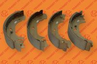 Brake shoe set 15'' Ford Transit - BSG 1991-2000