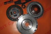 Clutch set with flywheel 2.4 alternative Ford Transit 2000-2006