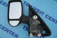 Left short arm manual mirror Ford Transit 2000-2013